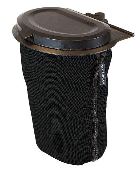 autoprullenbak Flextrash S 3 liter zwart