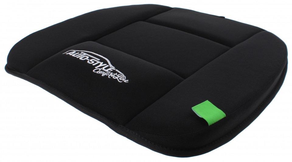 zit-/heupkussen Comfortline 45 cm polyester zwart