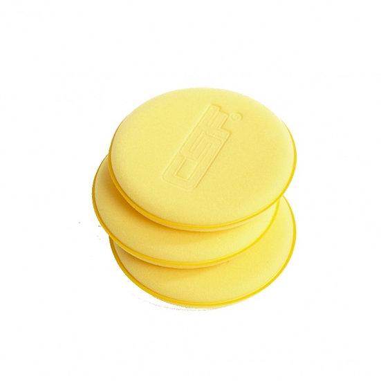 polijstpads WP-01 5 inch geel 3 stuks