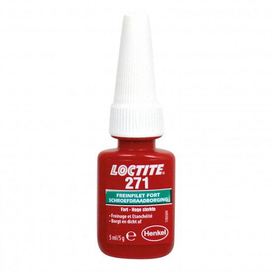 multispray schroefdraadborging Loctite 271 rood 24 ml