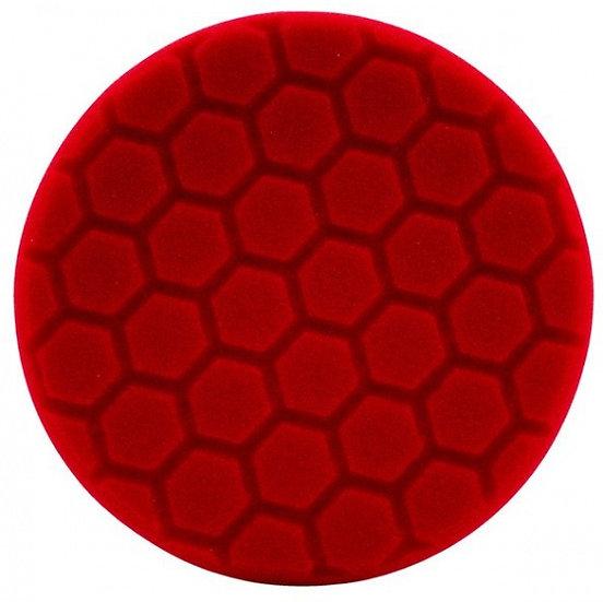 polijstpad voor machine 140 mm Ultra Fine rood