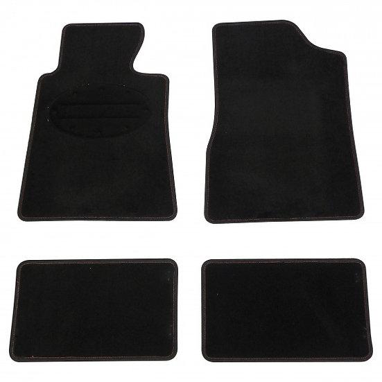 mattenset Comfortline semi-pasvorm Seat 4-delig