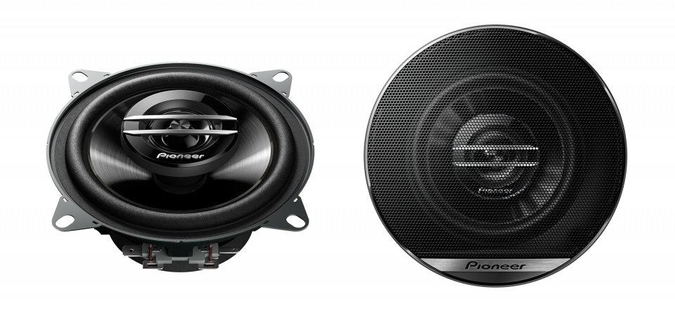 speakerset TS-G1020F tweeweg coaxiaal 210W zwart