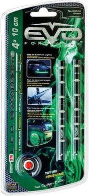 led-strips flexibel 12 Volt 10 cm 2 stuks groen