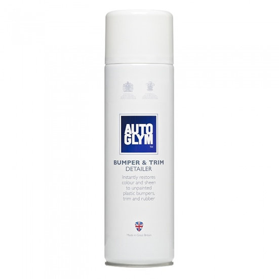 Bumper & Trim Detailer Spray 450ml
