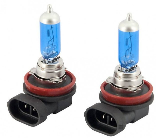 autolamp Super H8 12 Volt 35 Watt 4800 K 2 stuks
