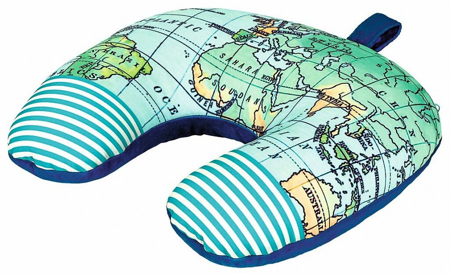 reiskussen 3-in-1 Wereldkaart & Strepen