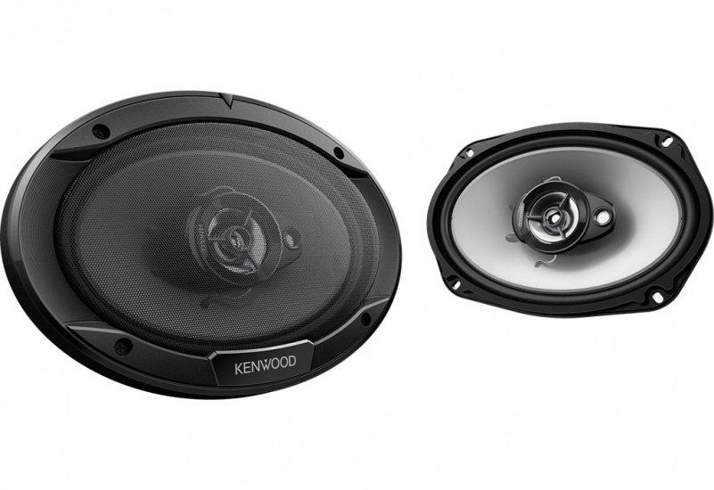 speakerset drieweg KFC-S6966 400 Watt zwart