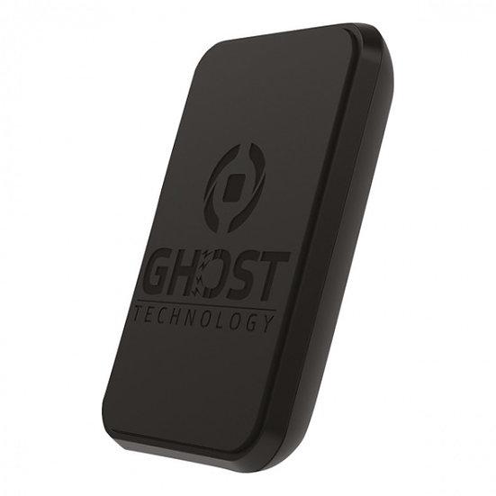 autohouder Ghost Fix Xl 4,5 cm magnetisch 360° zwart