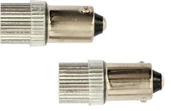 autolamp T4W led 12 Volt 0,5 Watt wit xenon 2 stuks