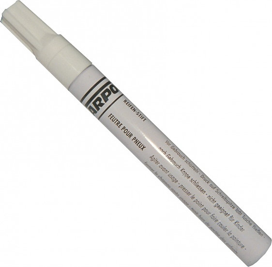 bandenstift 5 ml wit