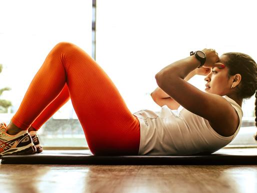 Pratique o abdominal supra de modo seguro