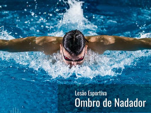 Lesão esportiva: Ombro de Nadador