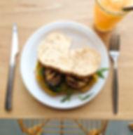 sandwich en sapje speciale boterham