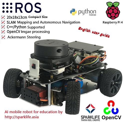 ROS NanoCar