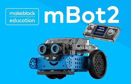 mBot2  (powered by CyberPi)