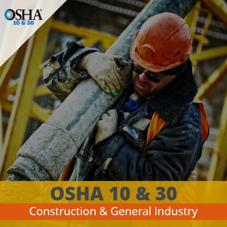 OSHA 10 & 30