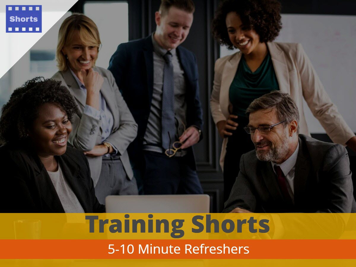 Training Shorts Library