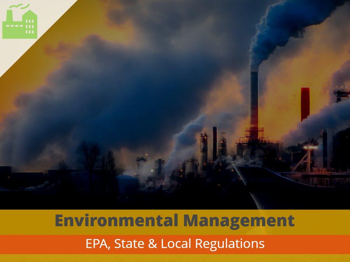 Environmental Management Library