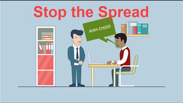Help Stop the Spread of Coronavirus