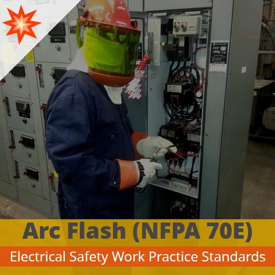 Arc Flash Training (NFPA 70E)