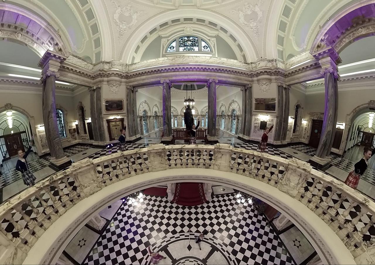 Belfast Ulster-Scots VR Showcase