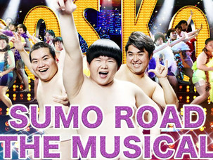 """Great review on """"Sumo Road""""byMartin Hafer, Influx Magazine."""