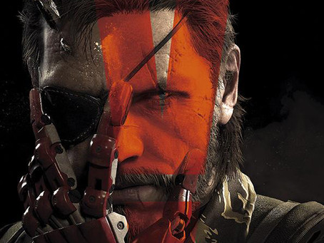 METAL GEAR SOLID V 発売