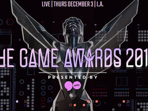 Two scores nominated Best Score for The Game Awards 2015!