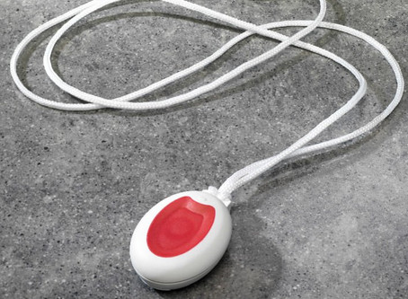 Empowering people to live more actively - Pendent Alarms Overview