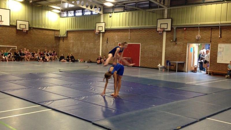 Acro Comp April 13