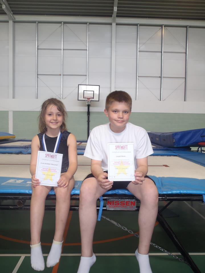 Trampoline Comp June 12