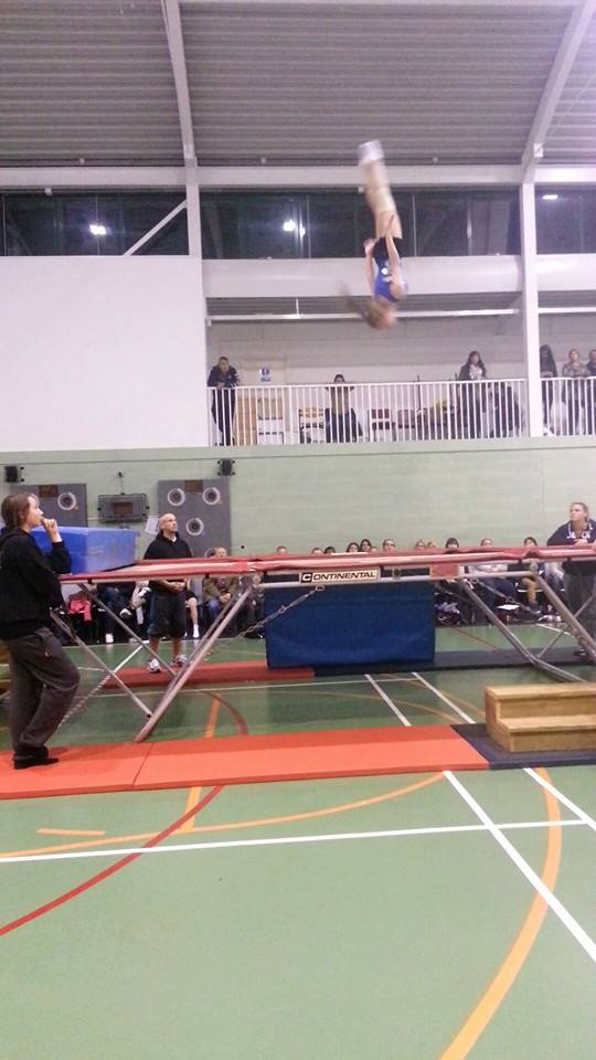 Trampoline comp Nov 13