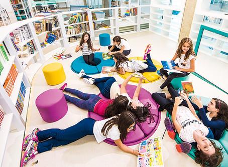 Nova safra de escolas (caríssimas) forma cidadão do século 21