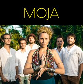 MOJA ❘ reggae world