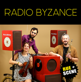 RADIO BYZANCE ❘ électropical
