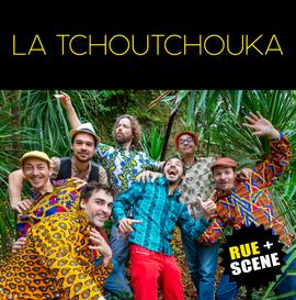 LA TCHOUTCHOUKA ❘ Cumbia Mobile