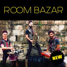 ROOM BAZAR ❘ macadam groove band