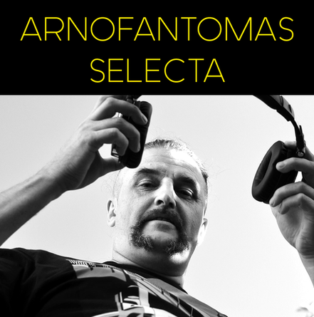 ARNO FANTOMAS SELECTA ❘ mix reggae dub funk rock