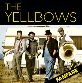 THE YELLBOWS ❘ fanfare new orleans