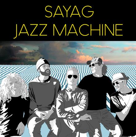 SAYAG JAZZ MACHINE ❘ électro jazz hip hop & nu roots