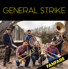 GENERAL STRIKE ❘ fanfare jazz funk