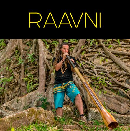 RAAVNI ❘ électro dub tribal