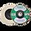 Thumbnail: Disco tipo 27 de felpa para Varias superficies