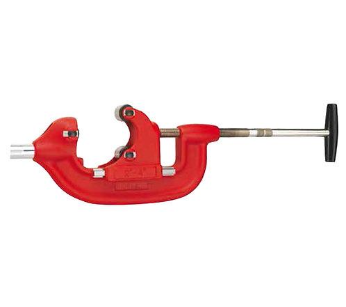 Cortatubos para hierro ajustable