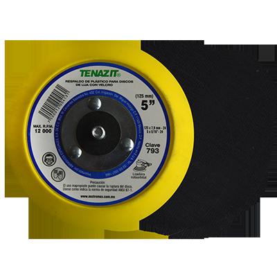 Respaldo para Discos Autoadheribles con Velcro