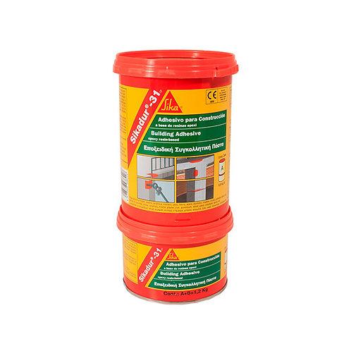 Adhesivo Sikadur-31 Hi Mod Gel para diversos materiales