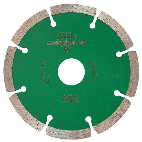 Disco de diamante Granito / Verde Turbo para Piedras duras