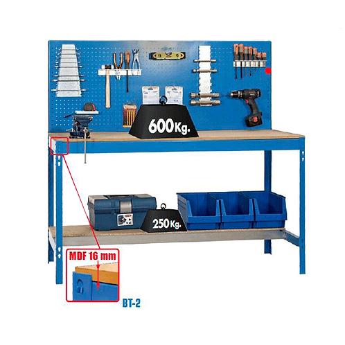 Banco de Trabajo para 600 kg