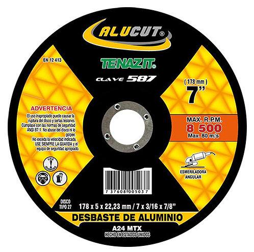 Disco AluCut para Aluminio